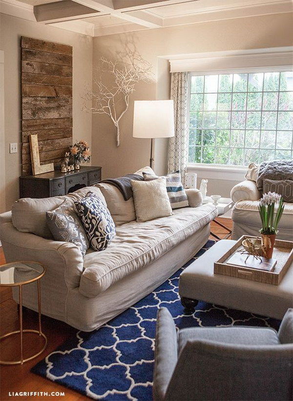 Cozy Chic Living Room