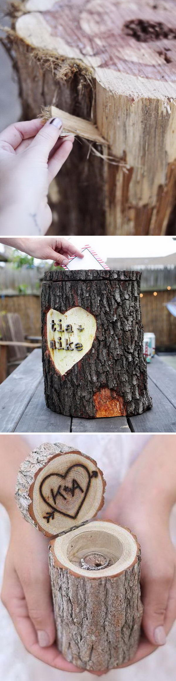 Budget Friendly Rustic Real Wedding Ideas.