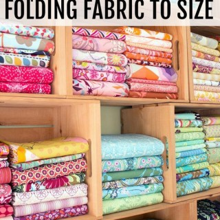 Sewing Room Storage & Organization Ideas