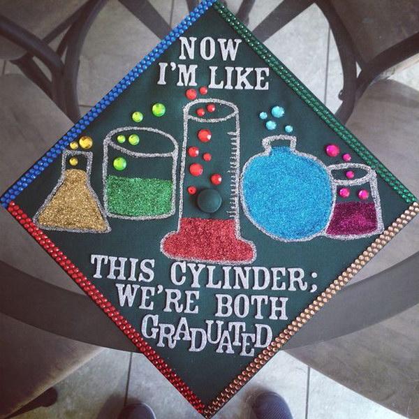 50 Super Cool Graduation Cap Ideas 2017