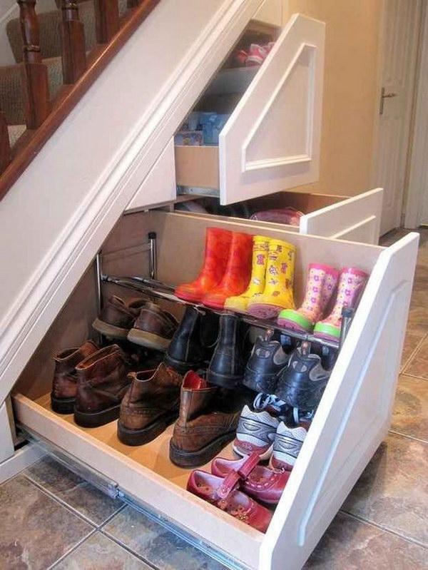 20 shoe storage ideas