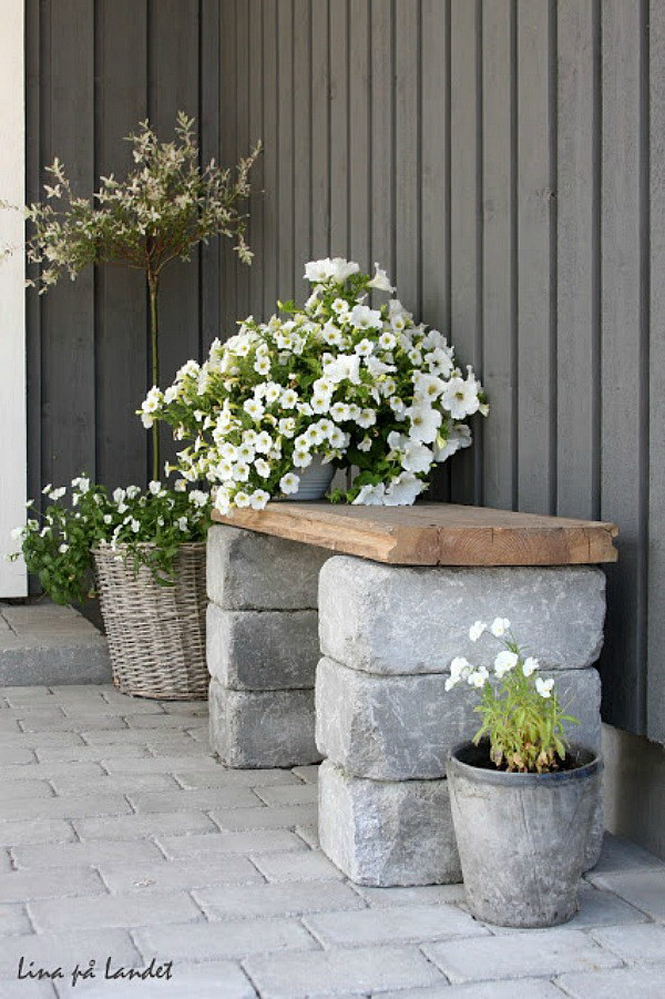 30 easy diy backyard projects ideas 2017 for Ideas for your garden