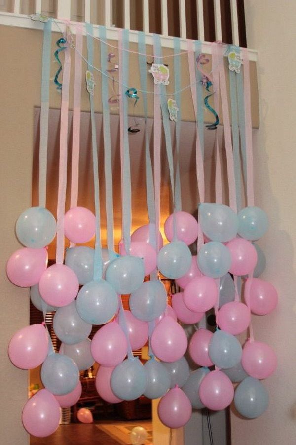 Awesome balloon decorations 2017 for Ballom decoration