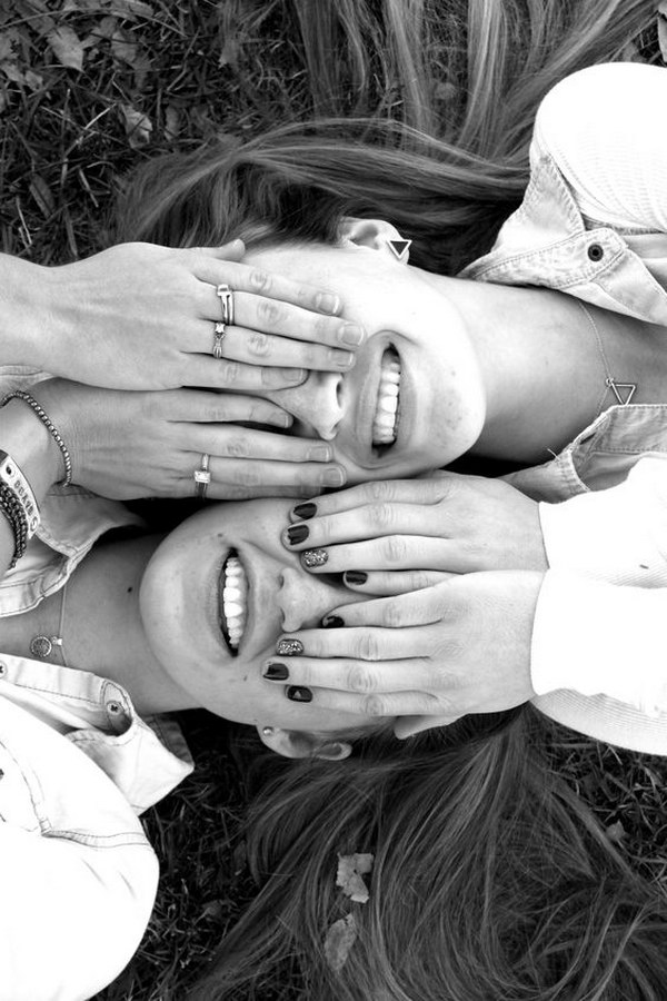 Best Friend Photo Ideas