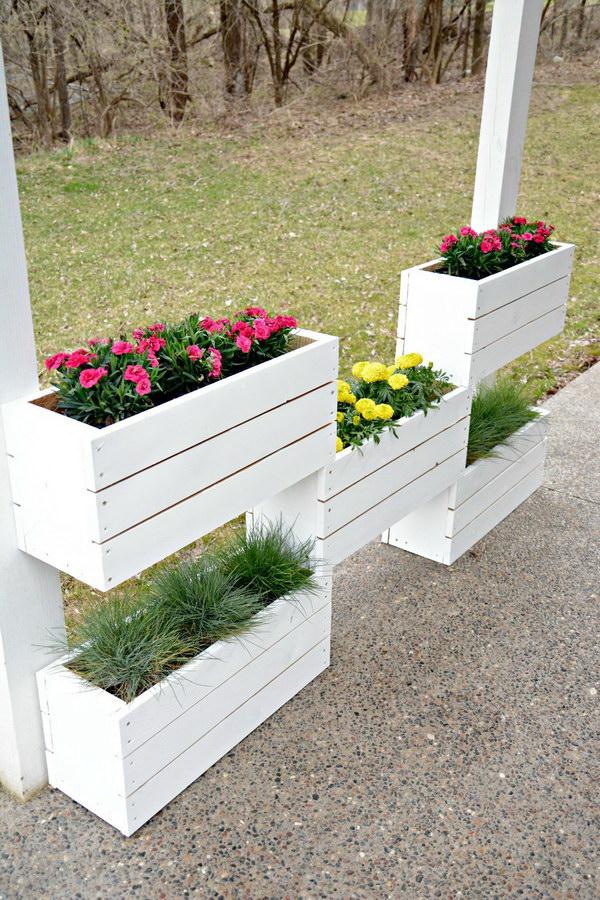 30 Easy DIY Backyard Projects & Ideas 2017 on Easy Outdoor Patio Ideas id=74741