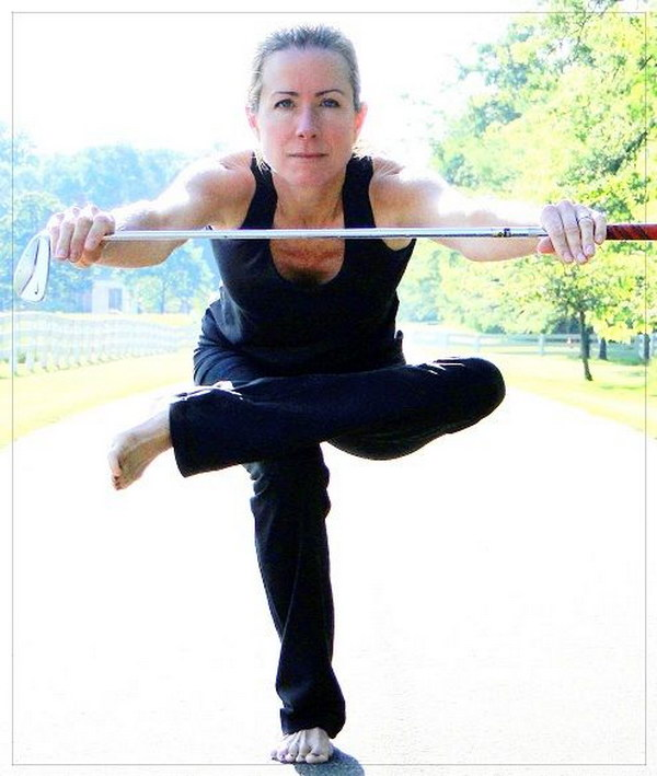 Improve Your Golf With Yoga Practice.