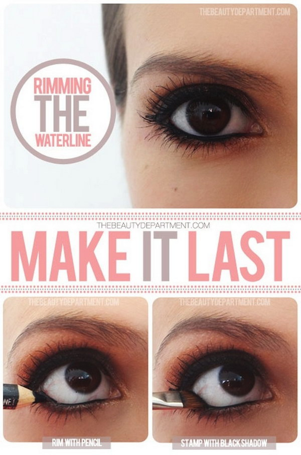 How to Make Your Inner Liner or Waterliner Last Longer.