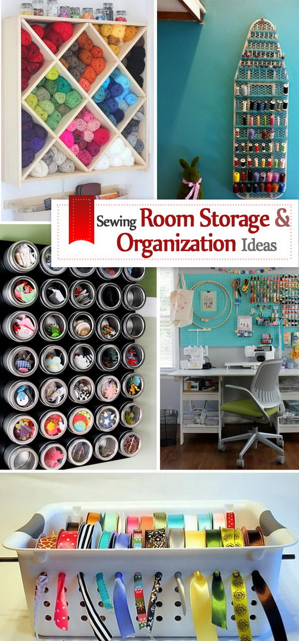 ideas sewing organization organize rooms room me the dotransfer