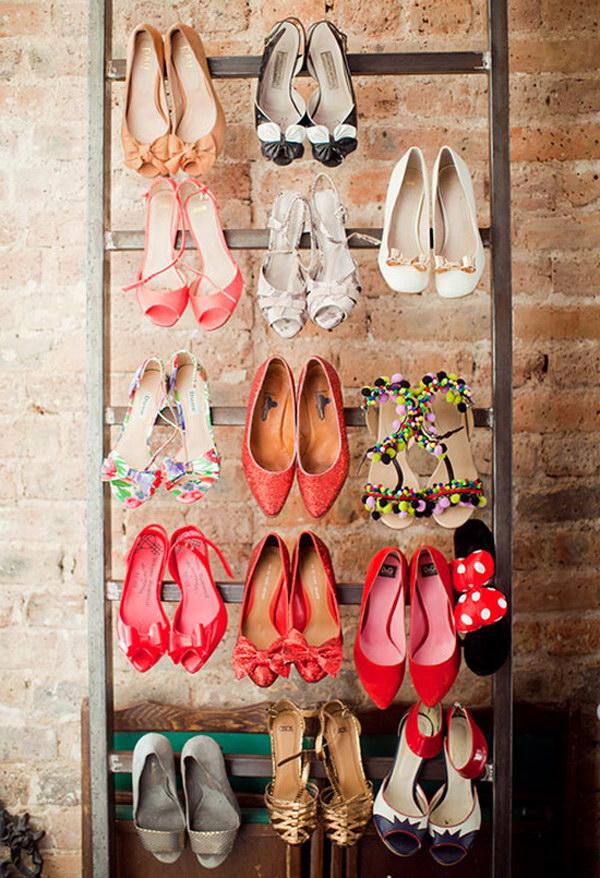 Shoe Ladders.