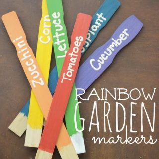 30 DIY Plant Label & Marker Ideas For Your Garden