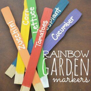 30 DIY Plant Label & Marker Ideas For Your Garden