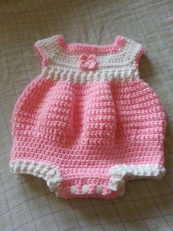 Newborn Romper Baby Set.
