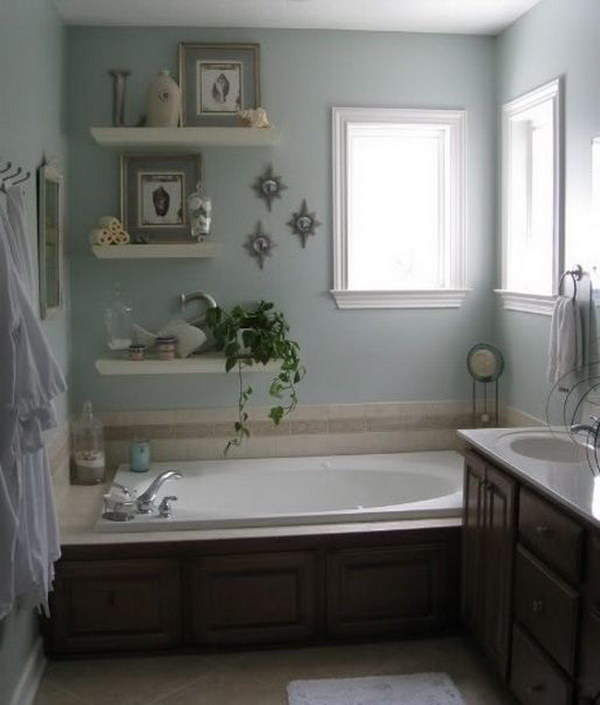 Bathtub Organizing Storage Shelf