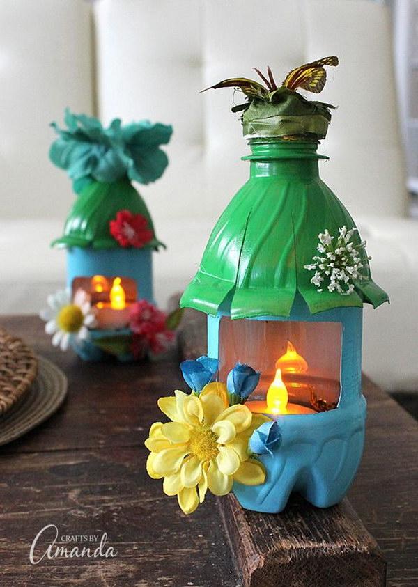 DIY Fairy House Night Lights