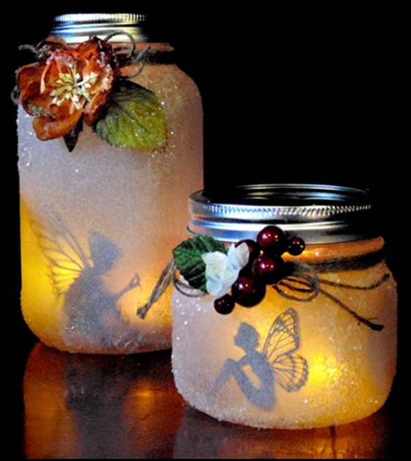 DIY Fairy Lantern Tutorial