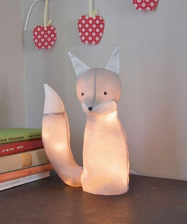 diy animal lamp - Cloud Lamp Diy