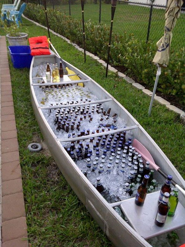 Old Boat Beverage Station