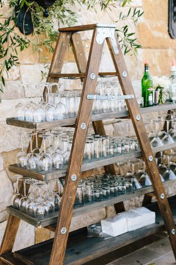 Old Ladder Drink Station