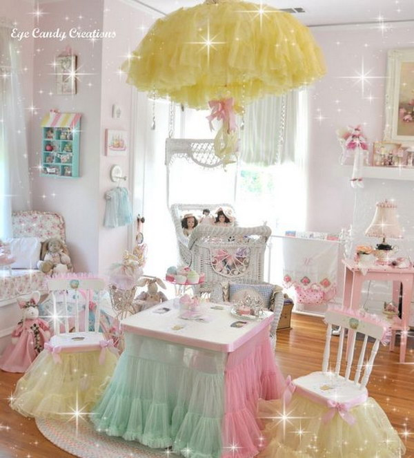 Amazing Girls Bedroom Ideas: Everything A Little Princess