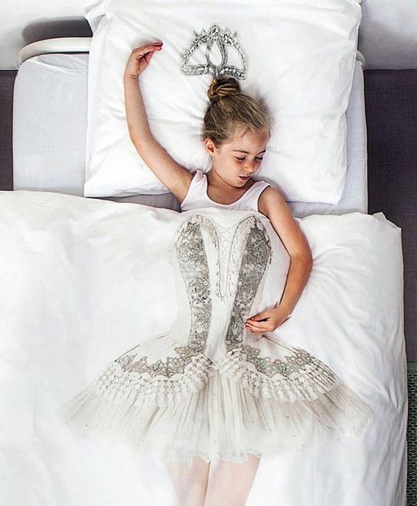 Princess Print Duvet Set.