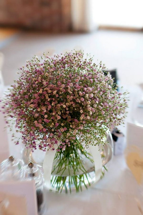 Simple Yet Pretty Flower Arrangement