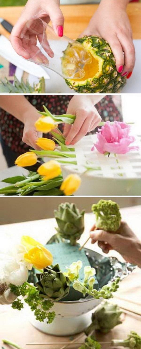Beautiful Flower Arrangement Ideas.