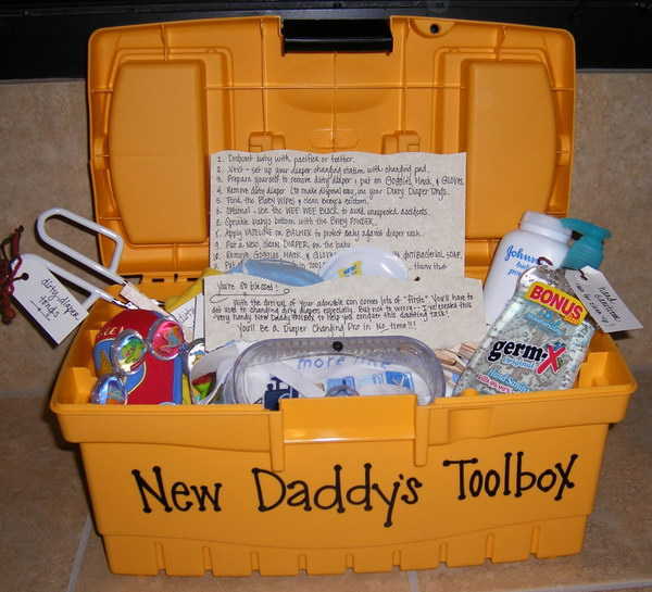 New Daddy's Toolbox.