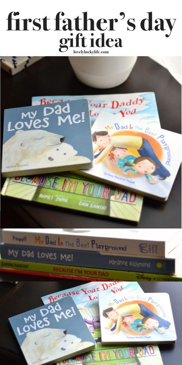 Daddy Books for the New Dad.