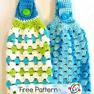 Crochet & Knitted Dishcloth Patterns