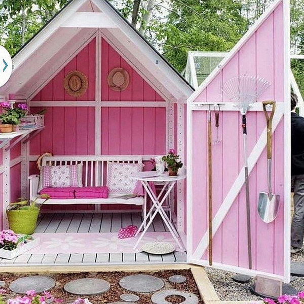 Little Pink Girl's Room.