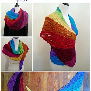 30 Great Crochet Shawl Patterns