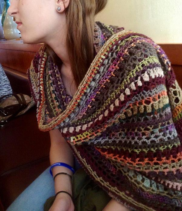 30 great crochet shawl patterns 2017