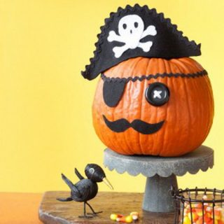 50+ Kid-Friendly No-Carve Pumpkin Decorating Ideas