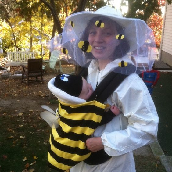 Bee and The Beekeeper.