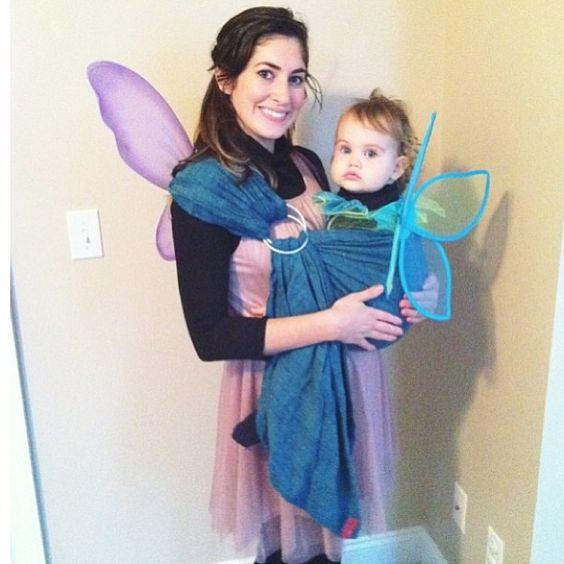 Mom Dad Baby Halloween Costumes