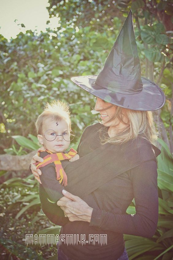 Harry Potter Baby Costume.