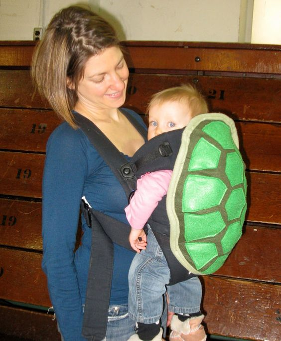 Turtle Baby Carrier.
