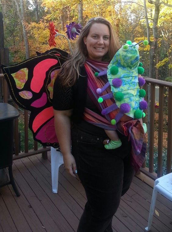Mommy And Baby Halloween Costumes