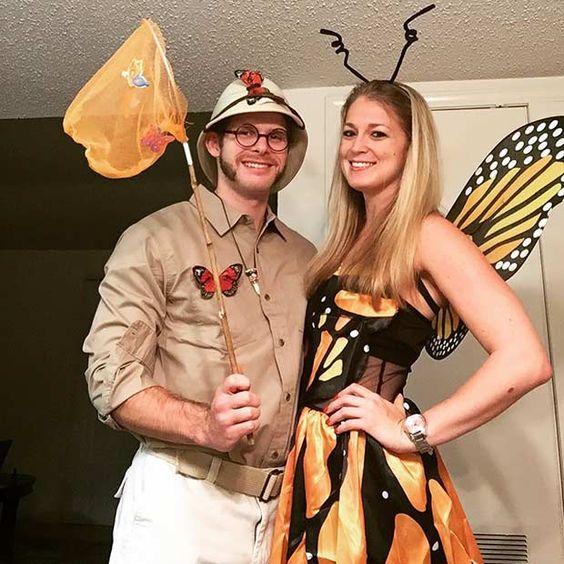 30+ Cool Halloween Couple Costumes 2017