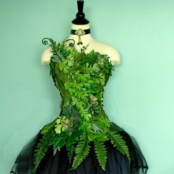 Woodland Fairy Costume.