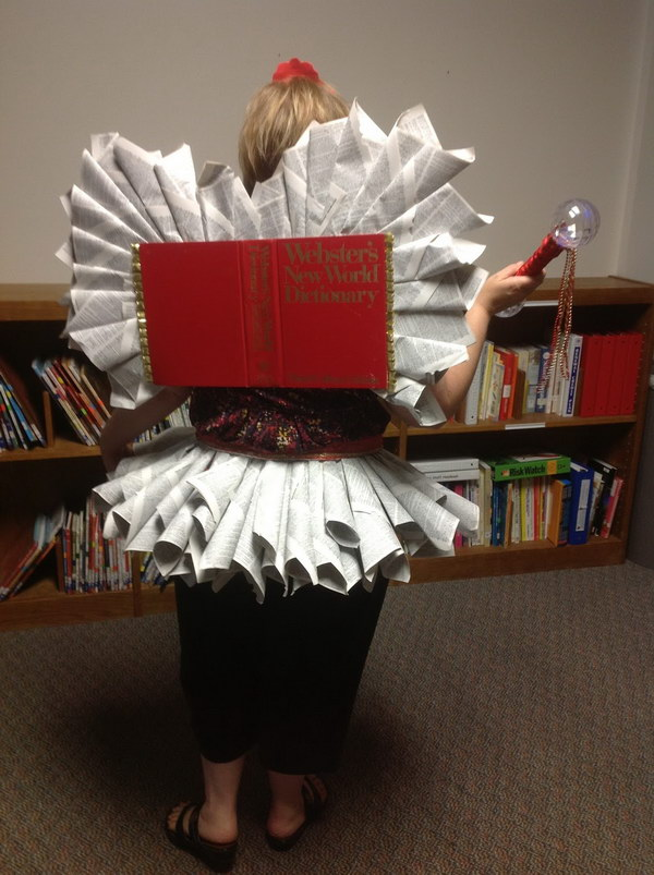 Book Fairy Costume.