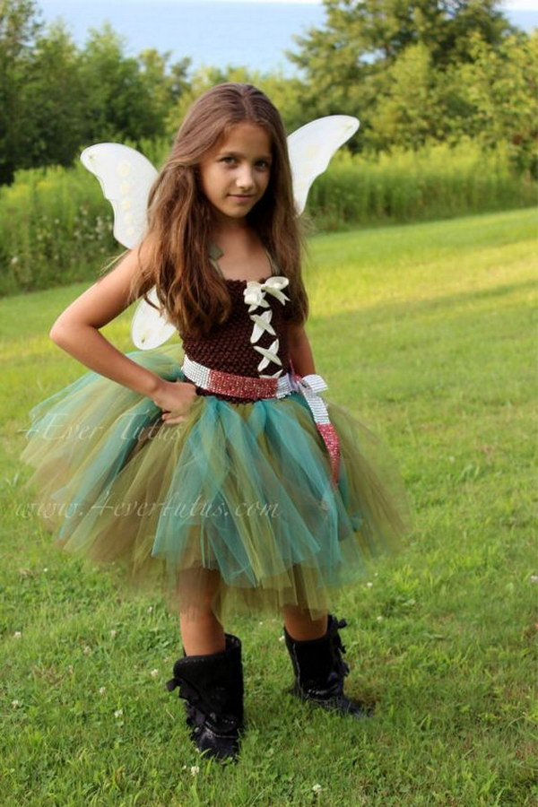 Pirate Fairy Zarina Tutu Dress.