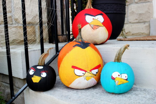 Angry Birds .