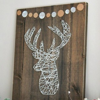Creative Reindeer Inspired Crafts & Decorations for Christmas