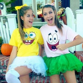 60+ Awesome Girlfriend Group Costume Ideas