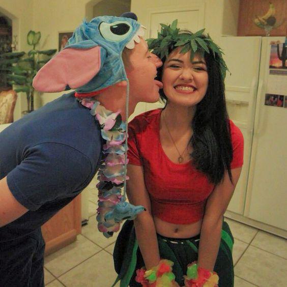 Lilo and Stitch Costumes.