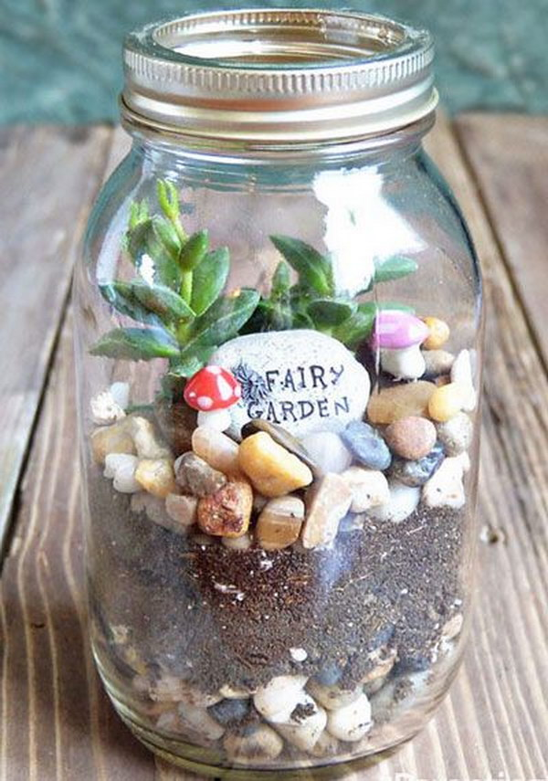 Awesome Diy Fairy Garden Ideas Amp Tutorials 2017