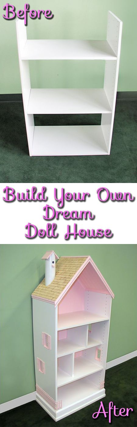 DIY Doll House.