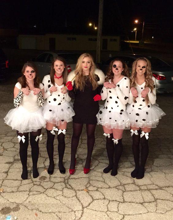Dalmatian Costume.