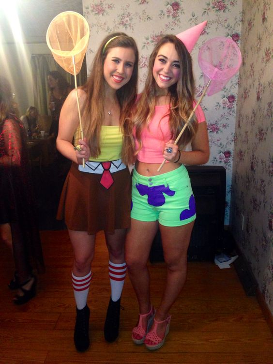 Spongebob and Patrick Best Friends Costume.